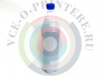 Чернила HP 1литр водные Light Cyan Вид  3