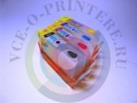 Перезаправляемые картриджи (ПЗК) HP 920 Без чипа Вид  3