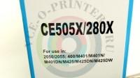 Картридж HP CE 505X
