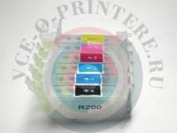 Комплект СНПЧ картриджей для Epson R200/ 220/ 300 Вид  4