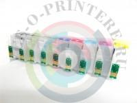 СНПЧ (Система непрерывной подачи чернил ) на Epson R3000 Вид  3