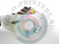 Система непрерывной подачи чернил (СНПЧ) Canon  PGI450/ CLI451 для Canon PIXMA MG6340 MG7140 и iP8740 c чипами Вид  4