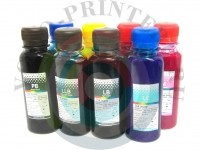 Комплект чернил Epson для R2400 100мл 8 цветов Вид  2