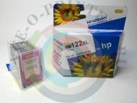 Картридж цветной повышенной емкости HP 122XL Вид  1
