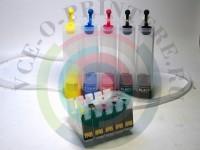 СНПЧ ( Система непрерывной подачи чернил ) Epson Stylus Office T1100 Вид  1
