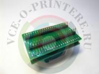 Адаптер DIP44 - > PLCC44 Вид  3