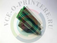 Адаптер DIP44 - > PLCC44 Вид  4