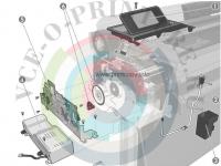 CQ890-67026 Front Panel    CQ890-67026 для hp моделей t520