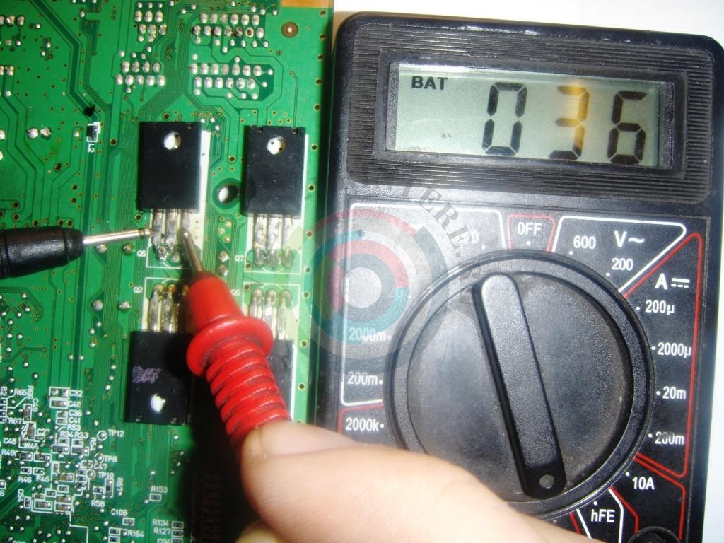 транзистор epson