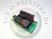 Адаптер DIP44- SOP44 (525mil) Вид  1