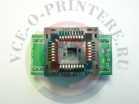 Адаптер DIP32 - > PLCC32 Вид  4