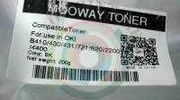 Тонер для OKI B410/ 430/ 431/ 721/ 820/ 2200/ 4400