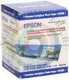 Фотобумага S041330 Epson Premium Semigloss Photo Paper 100mm*8m 251г/м3 Рулон